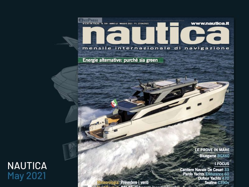 Gerris Boats on Nautica magazine